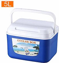 Cool Box 5L, Portable Cooler Box Insulated Coolbox