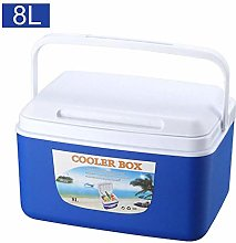 Cool Box 8L, Portable Cooler Box Insulated Coolbox
