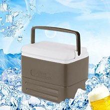 Cool Box Portable 8.5L Capacity Cooler Box Hot