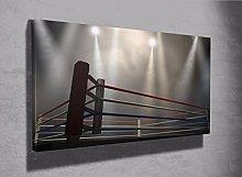 Cool boxing wrestling ufc ring Kids Boys framed