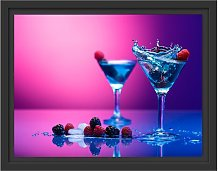 Cool Cocktails Framed Graphic Art Print East Urban