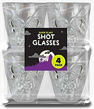 Cool Crystal Skull Head Vodka Shot Wine Glass Idea