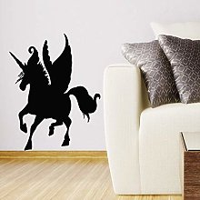 Cool Fairy Silhouette Wall Stickers Family Nursery
