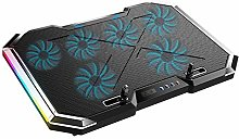 Cool Laptop Cooler, Cooling Pad Base Notebook