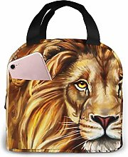 Cool Lion Reusable Insulated Lunch Bag Cooler Tote