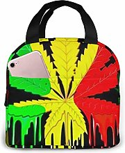 Cool Watercolor Weed Black Stylish Durable