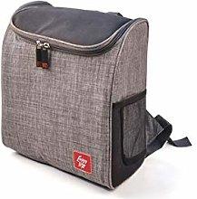 Cooler Bag Backpack 10 L Mottled Grey