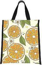 Cooler Picnic Bag Fresh Fruit Delicious Orange