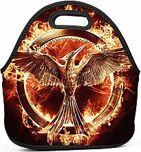 Cooler Tote Bag,Hun-Ger Game The Hunger Games