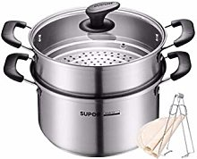 COOLSHOPY 304 Stainless Steel Multi-Purpose Soup