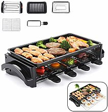 COOLSHOPY Electric Barbecue Grill, Household