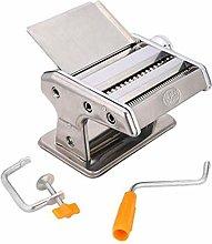 COOLSHOPY Pasta Machine Maker Machine Crank