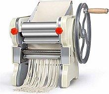 COOLSHOPY Pasta Machine Manual Pasta Maker Machine