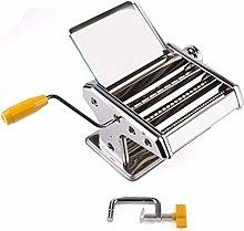 COOLSHOPY Pasta Machine Pasta Maker Machine Manual