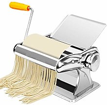 COOLSHOPY Pasta Machine Stainless Steel Pasta