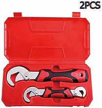 COOLSHOPY Universal Wrench Set Spanners Hand Tool