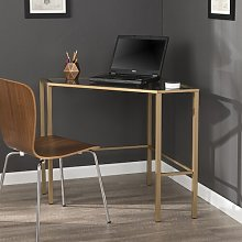 Coopers Desk Blue Elephant Frame Colour: Gold