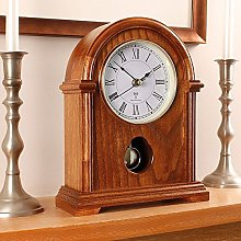 Coopers of Stortford Radio Controlled Mantel Clock
