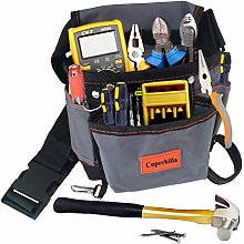 Copechilla Tool Bag Gray with Black with
