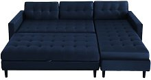 Copenhagen Reversible Sleeper Corner Sofa Selsey