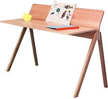 Copenhague n°190 Writing desk by Hay Natural wood