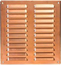 Copper 260x280 mm / 10x11 inch Air Vent Grille