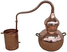 Copper Alembic Still 1L (Without thermometer)