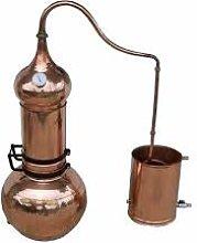 Copper Alembic. Still Column. Distiller 3Liters