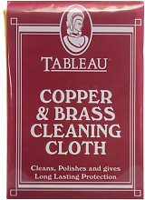 Copper & Brass Cleaning Cloth - TBC - Tableau