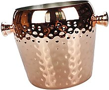 Copper Champagne Ice Bucket Stainless Steel Beer