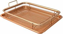 Copper Crisping Basket & Baking Tray | Elevated