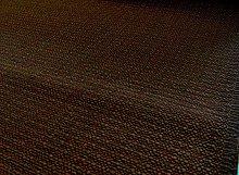 Copper metallic luxury chenille flame retardant