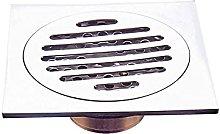 Copper Plating Anti-Odor Sink Strainer Plug