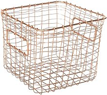 Copper Wire Baske