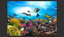 Coral Reef 2.80m x 400cm Wallpaper East Urban Home