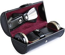 CORDAYS - Shoe Shine Care Kit Handmade in Black