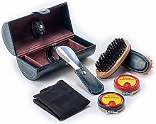 CORDAYS Travel Shoe Polishing Case - Shoe Shine
