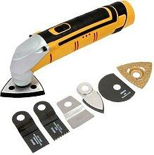 Cordless Battery Oscillation Tool Kit Sawing