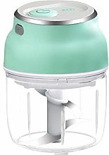 Cordless Electric Garlic Chopper, Food Slicer and
