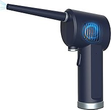 Cordless Handheld Air Duster USB Rechargeable High