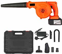 Cordless Leaf Blower 21V 4.0A Lithium 2 in 1