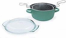 Cordon Green - 5L Deep Fryer Pot Chip Pan with