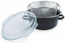 Cordon Green Housewares - 5L Deep Fryer Pot Chip