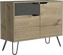 Core Products - Manhattan Small 2 Door, 1 Drawer