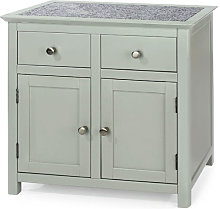 Core Products - Perth 2 Door, 2 Drawer Sideboard