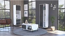 Core Products - tall bar cabinet