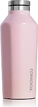 Corkcicle Stainless Steel Rose Bottle - 265ml