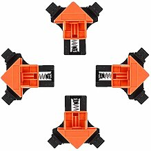 Corner Clamp 4PCS 90 Degree Right Angle Fixing