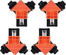 Corner Clamps for Woodworking - 4pcs 60/90/120