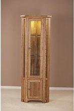 Corner Display Cabinet Gracie Oaks